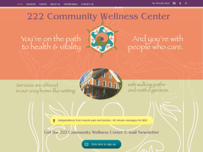 222 Community Wellness Center
