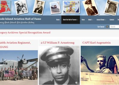 RI Aviation Hall of Fame
