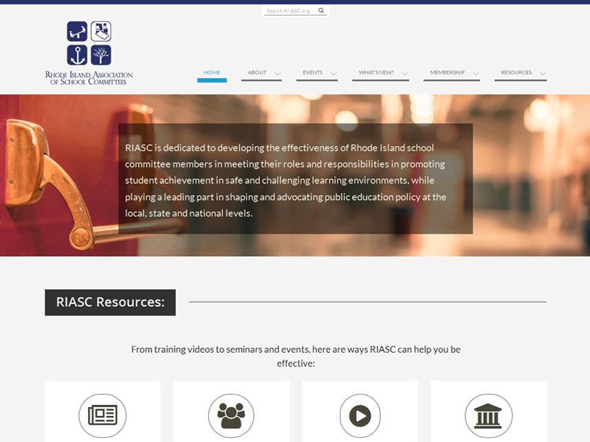 RI Association of School Committees